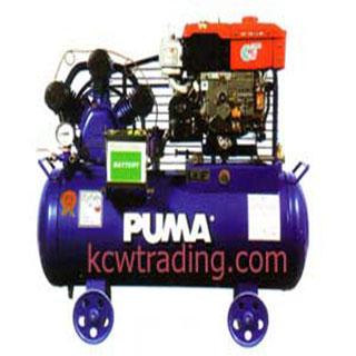 ปั๊มลม ปั๊มลมพูม่า ปั๊มลมPuma อะไหล่ปั๊มลมพูม่า ขายปั๊มลม - ปั๊มลมพูม่า-รุ่น-TPU-50-P