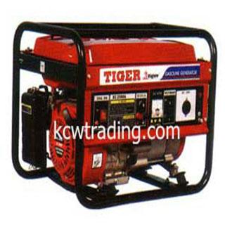 ปั๊มลม ปั๊มลมพูม่า ปั๊มลมPuma อะไหล่ปั๊มลมพูม่า ขายปั๊มลม - เครื่องกำเนิดไฟฟ้า-TIGER-รุ่น-EC-2500A