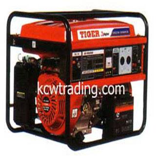ปั๊มลม ปั๊มลมพูม่า ปั๊มลมPuma อะไหล่ปั๊มลมพูม่า ขายปั๊มลม - เครื่องกำเนิดไฟฟ้า-TIGER-รุ่น-EC-4500AE