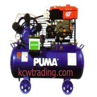 ปั๊มลม ปั๊มลมพูม่า ปั๊มลมPuma อะไหล่ปั๊มลมพูม่า ขายปั๊มลม - ปั๊มลมพูม่า-รุ่น-TPU-100P