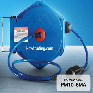 ปั๊มลม ปั๊มลมพูม่า ปั๊มลมPuma อะไหล่ปั๊มลมพูม่า ขายปั๊มลม - สายลมพูม่ารุ่น PM10-6MA